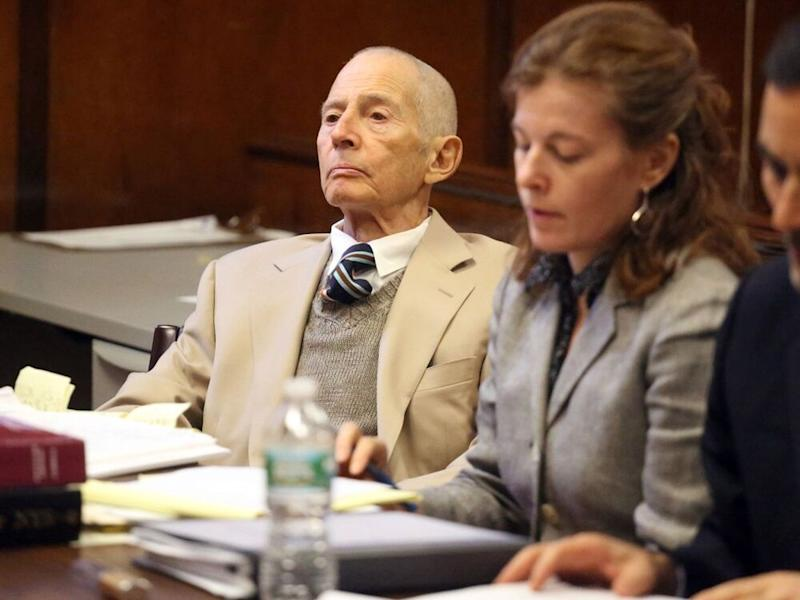Robert Durst | Jefferson Siegel/NY Daily News via Getty Images