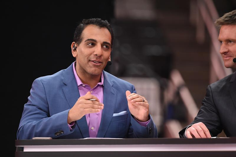 Espn Fires Baseball Tonight Host Adnan Virk
