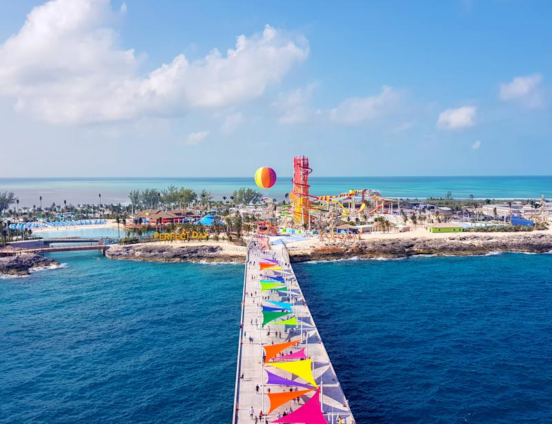 Perfect Day at CocoCay Pier