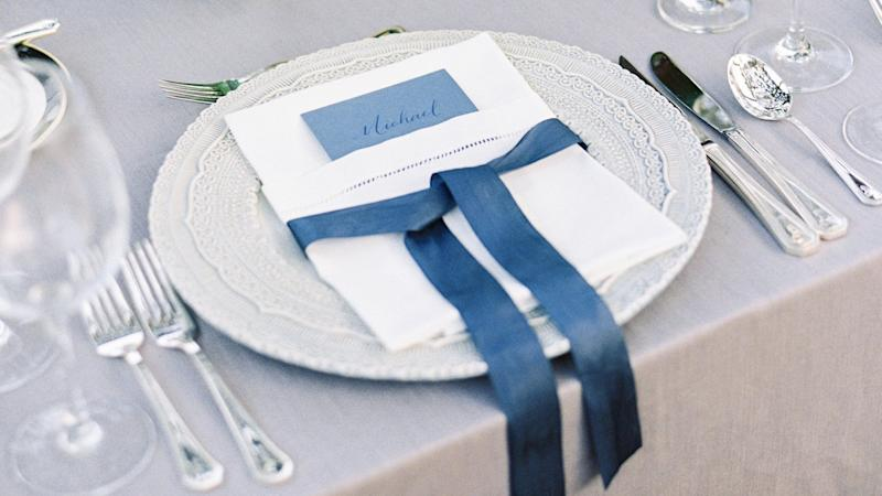Our Favorite Ways to Use Porcelain in Every Part of Your Wedding
