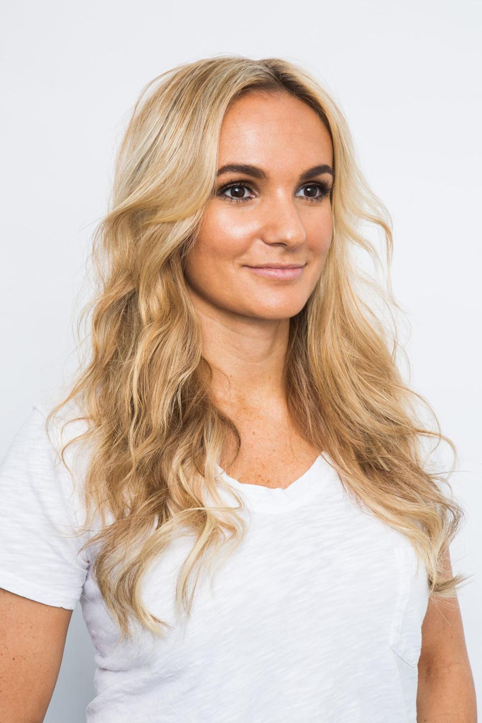 <p>The finished effect is perfectly undone waves with just enough volume. This technique also creates volume in limp, straight hair and you can use it to smooth unruly waves.</p>