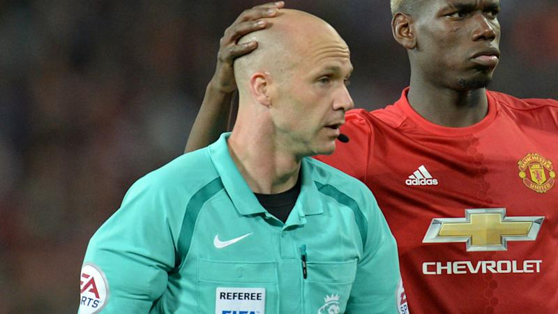 Mourinho: Anthony Taylor has impossible job