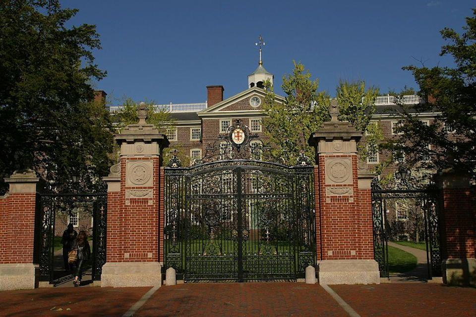 """<p>Providence, Rhode Island</p><p>Tuition: <a href=""""https://www.brown.edu/admission/undergraduate/apply/tuition-fees-and-financial-aid-filing-deadlines"""" rel=""""nofollow noopener"""" target=""""_blank"""" data-ylk=""""slk:$52,231"""" class=""""link rapid-noclick-resp"""">$52,231</a></p>"""