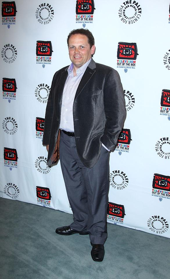 """Kevin Chapman attends """"An Evening With CBS' '<a target=""""_blank"""" href=""""http://tv.yahoo.com/person-of-interest/show/47405"""">Person of Interest</a>'"""" at The Paley Center for Media on May 1, 2012 in Beverly Hills, California."""