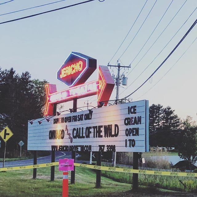 """<p><em>Glenmont, NY (147 miles from NYC)</em></p><p>Sweeten your movie night by picking up a soft serve cone—or better yet, go for the decadent Jericho sundae—at the drive-in's ice cream shop.</p><p><em>Tickets and showtimes at <a href=""""https://www.jerichodrive-in.com/"""" rel=""""nofollow noopener"""" target=""""_blank"""" data-ylk=""""slk:jerichodrive-in.com"""" class=""""link rapid-noclick-resp"""">jerichodrive-in.com</a></em></p><p><a href=""""https://www.instagram.com/p/CAl0jtUpBUH/?utm_source=ig_embed&utm_campaign=loading"""" rel=""""nofollow noopener"""" target=""""_blank"""" data-ylk=""""slk:See the original post on Instagram"""" class=""""link rapid-noclick-resp"""">See the original post on Instagram</a></p>"""