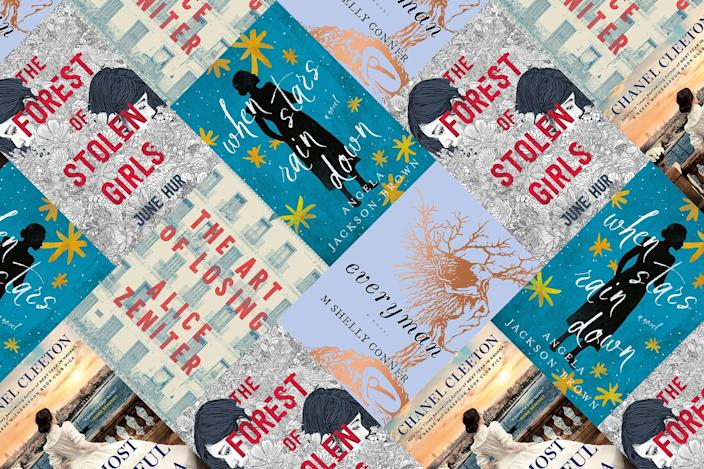 12 spring reading picks from your favorite historical fiction authors