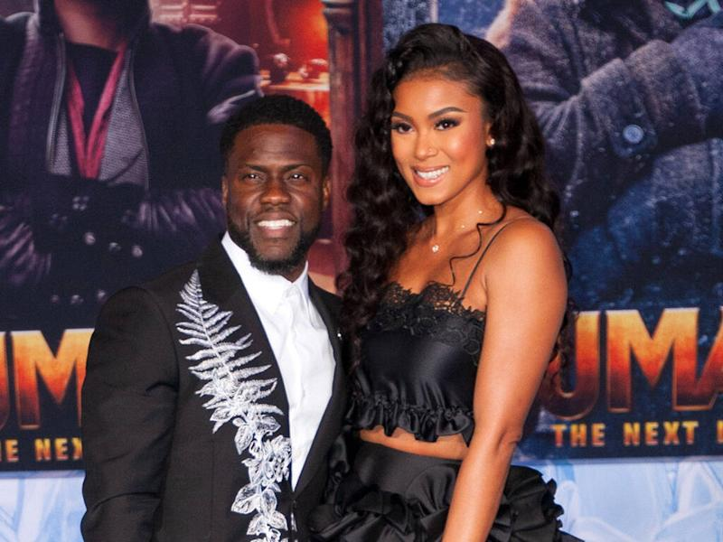 Eniko Parrish burst into tears after seeing husband Kevin Hart in sex tape