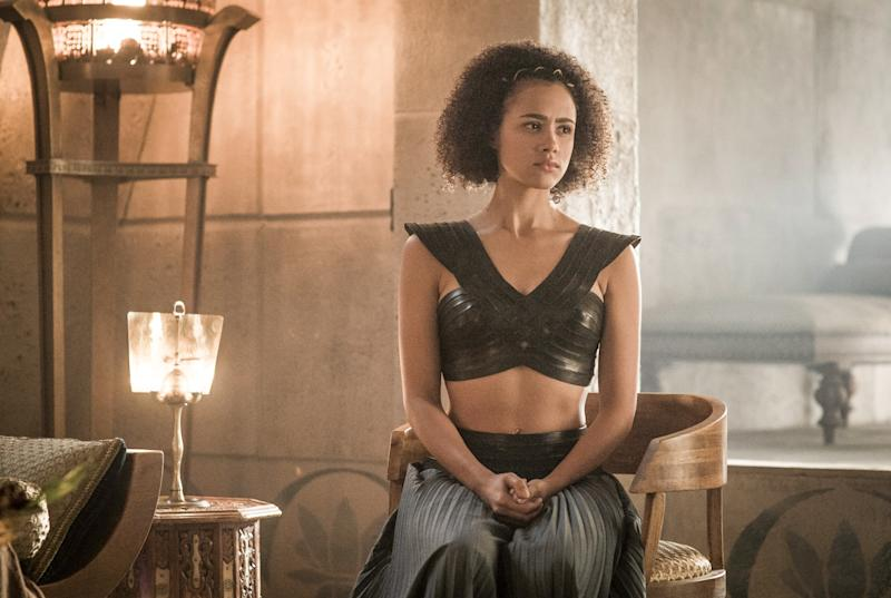"""Game of Thrones""-Star Nathalie Emmanuel über ihre Sexszene"