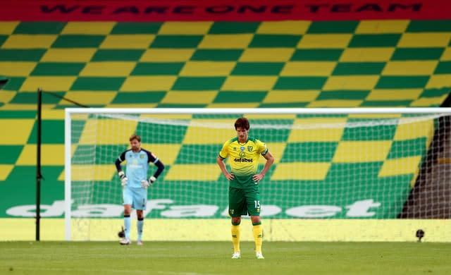 Norwich have found the going tough this season (Mike Egerton/PA)