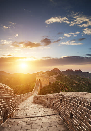<b>China</b> Bountiful rivers, mountains and valleys are littered throughout China. Add to this the Great Wall or the Terracotta Warriors; there are picture-perfect spots to be found all over.