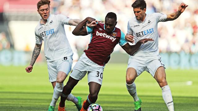 """Michail Antonio's season is over and West Ham boss Slaven Bilic conceded the news comes a a """"big blow"""" to his side."""