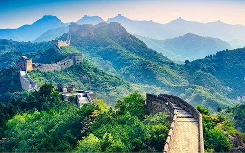 The Great Wall of China - Credit: aphotostory
