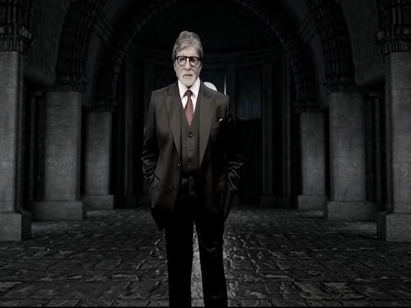 Amitabh Bachchan in a still from the title track (Image source: You Tube)