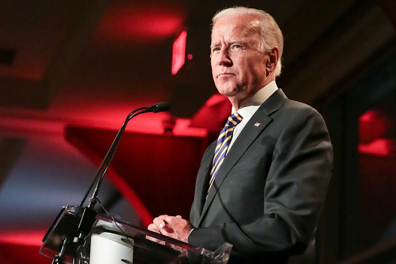 Joe Biden Went Off on Male College Students in Speech About Sexual Consent