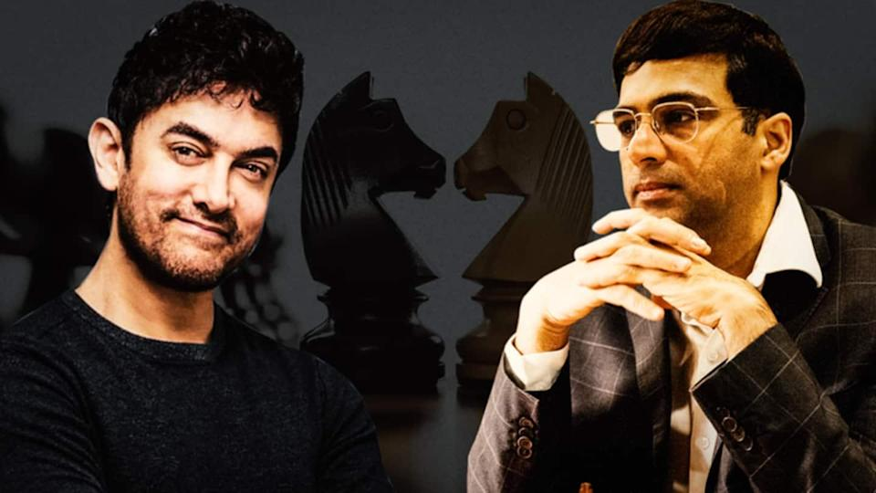 Aamir Khan quits chess-match against Viswanathan Anand in mere minutes