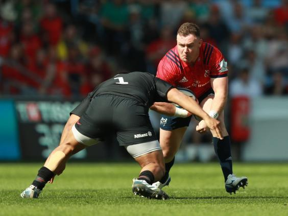 Saracens vs Munster result: Billy Vunipola delivers match-winning try to seal place in Champions Cup final