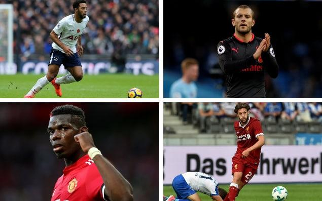 Which player will return to form and fitness and solve your club's problems? - getty images/reuters