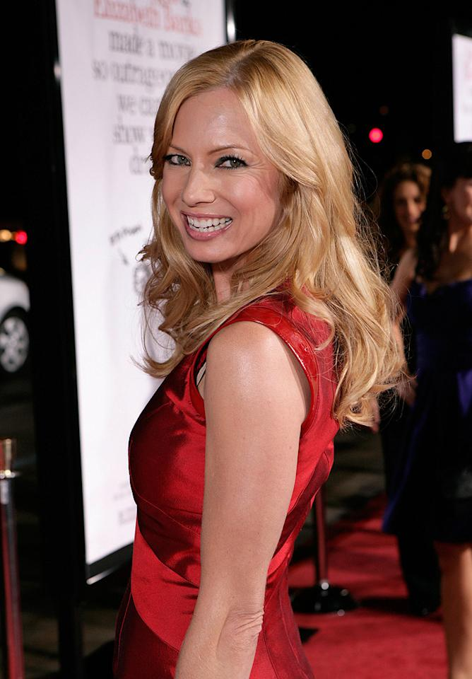 """<a href=""""http://movies.yahoo.com/movie/contributor/1805535516"""">Traci Lords</a> at the Los Angeles premiere of <a href=""""http://movies.yahoo.com/movie/1809958867/info"""">Zack and Miri Make a Porno</a> - 10/20/2008"""
