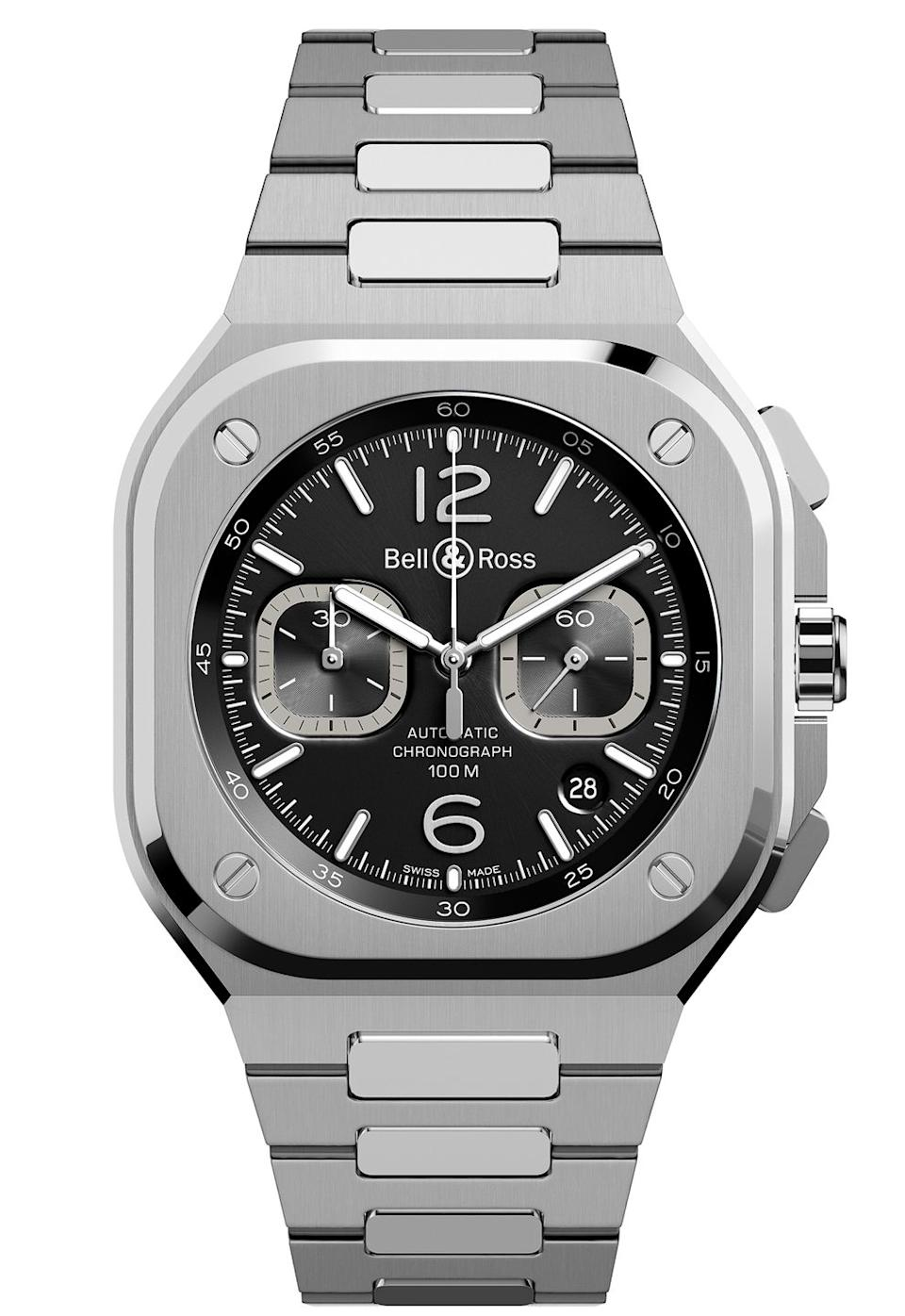 Photo credit: Courtesy Bell&Ross