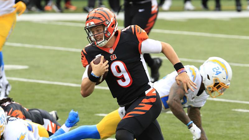 Joe Burrow grades himself a 'D' after nearly orchestrating comeback in Bengals debut