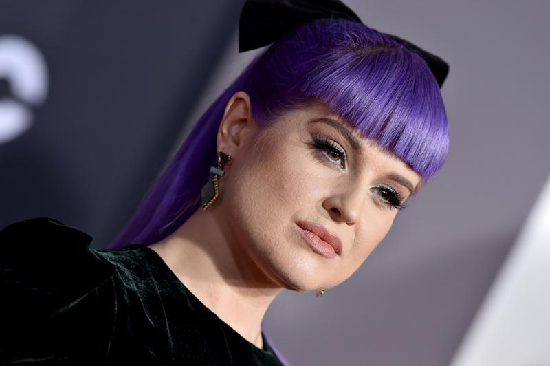 Kelly Osbourne is getting tattoos removed.