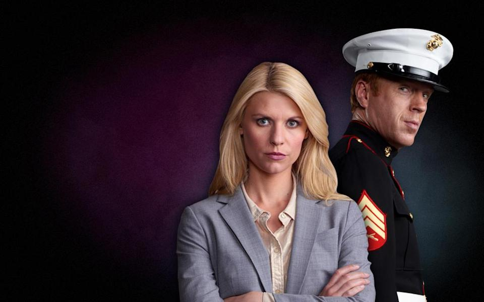 """<div class=""""caption-credit""""> Photo by: Showtime</div>HOMELAND: Are you one of those people who insists """"Homeland"""" is the best show on television?"""