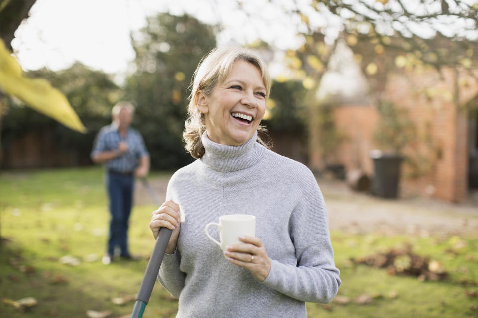 After an in-depth review, researchers found that 68-year-olds were by far the happiest. [Photo: Getty]