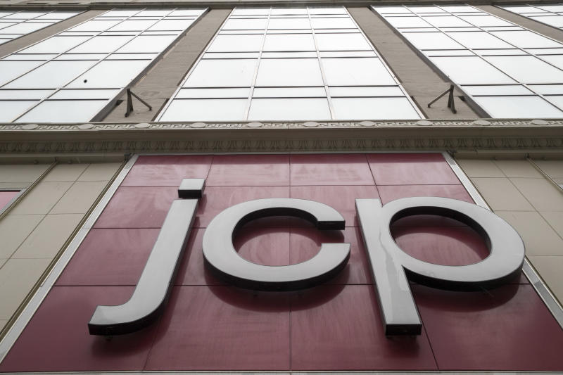 JC Penney-Restructuring