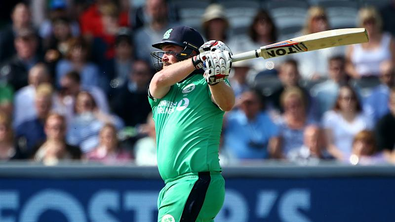 Ireland hold nerve to down Windies after Stirling fireworks