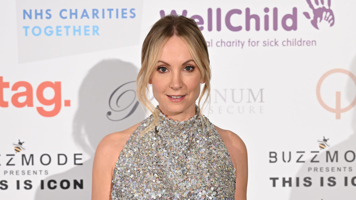 Joanne Froggatt said she is drawn to complex roles that challenge her as an actor.  (Karwai Tang/WireImage)