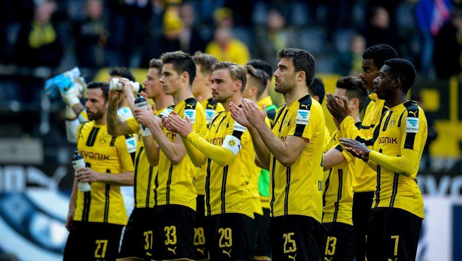 <p>It's been a strange season for the men in yellow. Domestically, they've struggled and although Champions League qualification is done, BVB are 16 points off champions-elect Bayern Munich.</p> <br /><p>Nonetheless, the 'Yellow Wall' at the Signal Iduna Park have yet to see their side lose this season, with Thomas Tuchel's men saving their best form for in front of their dedicated supporters.</p>