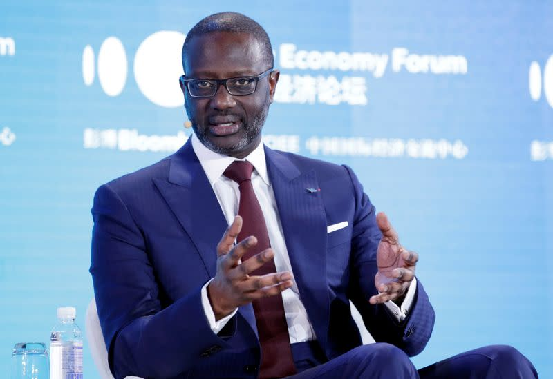 Ousted Credit Suisse CEO Thiam to collect up to $30 million - sources