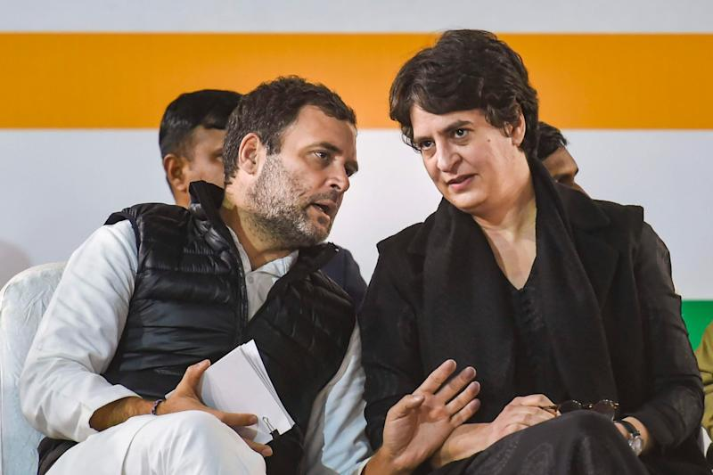 With Rahul, Priyanka Gandhi and Ashok Gehlot, Cong Lines Up National Leaders to Campaign for MP Bypolls