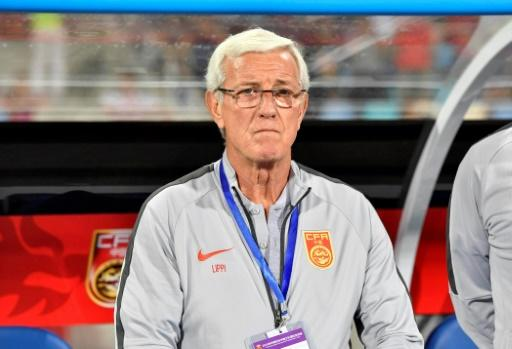 Marcello Lippi abruptly quit as China coach last week
