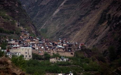 The Qiang language mostly endures in villages clinging to mountainsides, which are only accessible by narrow roads with treacherous switchbacks