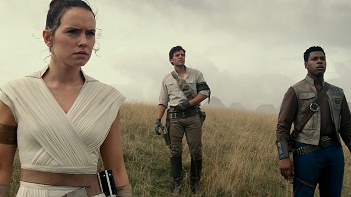Rise of Skywalker follows the Resistance as they face off against the First Order.
