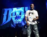 DMX suffered from addiction, and says he began using drugs as a teenager