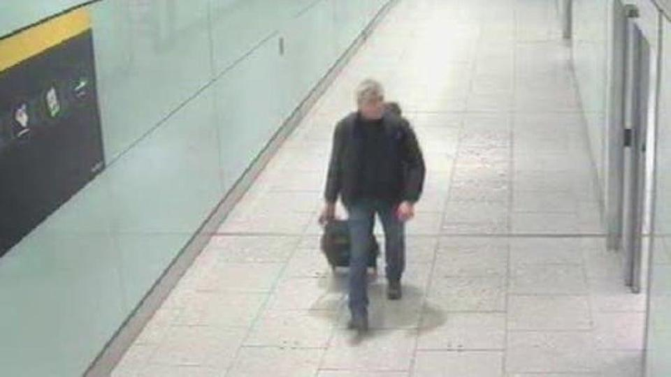 Information about the suspect has been passed to the CPS (Met police)