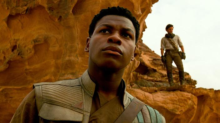 Actor Criticizes Disney For Mishandling Introduction Of Black 'Star Wars' Character 09/04/2020""