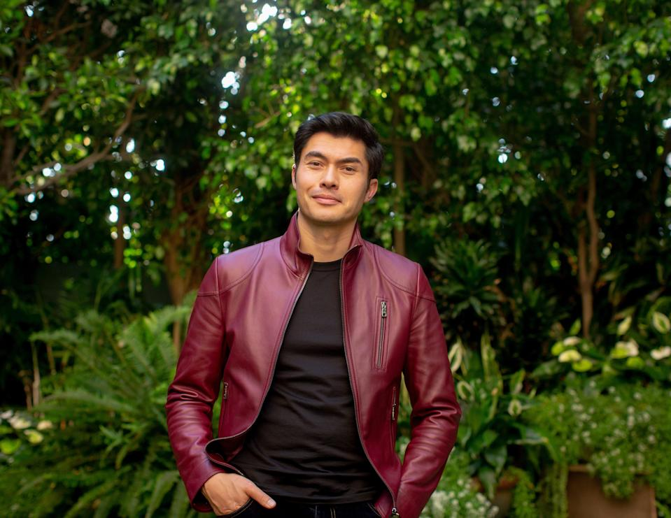 """Henry Golding has a new daughter and his first lead action role with the film """"Snake Eyes."""""""