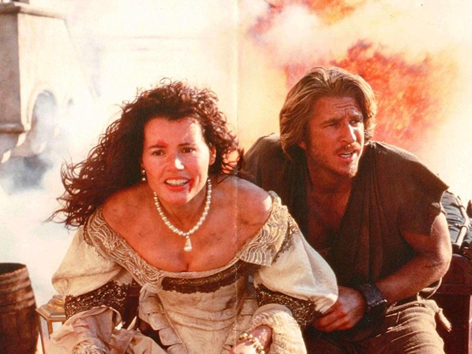 """Cutthroat Island"" held the Guinness World Record for ""History's Biggest Box Office Bomb."""