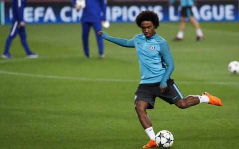 Willian has scored five goals in his last five matches - Credit: Eric Alonso/Action Plus via Getty Images