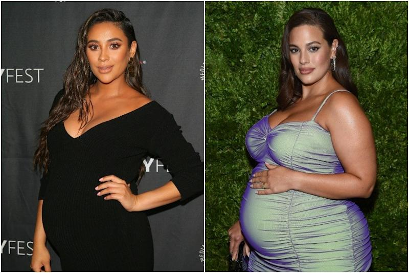 """Shay Mitchell and Ashley Graham got real about """"prepartum"""" depression during their pregnancies"""