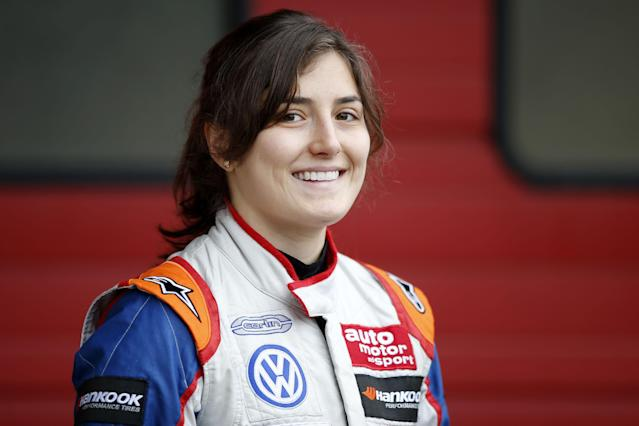 Alfa female: Tatiana Calderón is the new test driver at Alfa Romeo Sauber