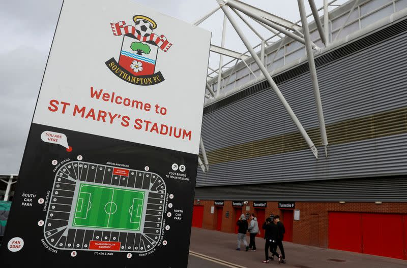 Southampton players, coaches agree to defer salaries