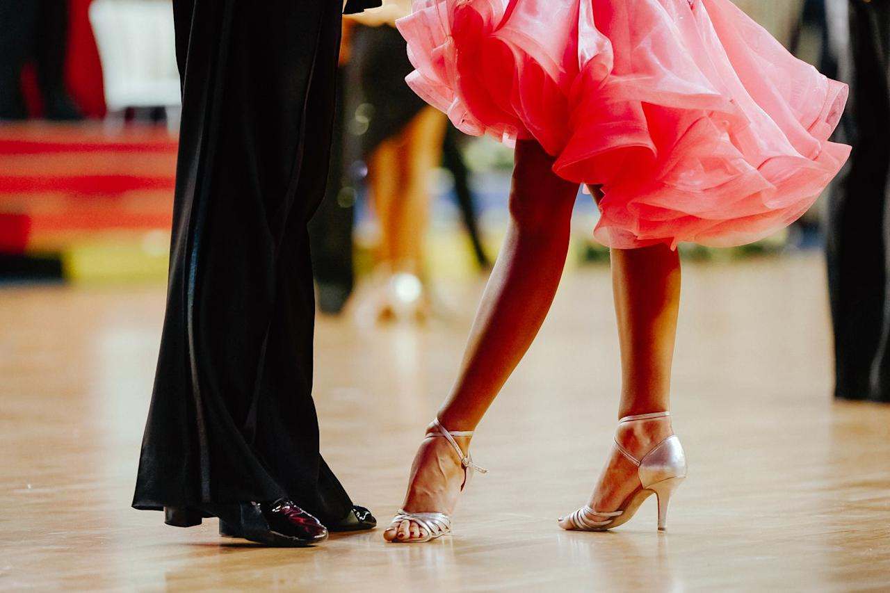 """<p>Whether you've been inspired by Strictly Come Dancing or would like to try dancing as a fun way to stay active, you can learn some impressive moves in a private lesson before taking to the dance floor.</p><p>In a class for two people, you'll get to choose between 13 different dance styles including Ballroom, Jive, Latin, Paso Doblé, Rumba, Samba, Salsa and Viennese waltz.</p><p><strong>Location:</strong> London</p><p><strong>Special CL price: </strong>£98.10 (usually £109)</p><p><a class=""""body-btn-link"""" href=""""https://go.redirectingat.com?id=127X1599956&url=https%3A%2F%2Fwww.virginexperiencedays.co.uk%2Fcl&sref=http%3A%2F%2Fwww.countryliving.com%2Fuk%2Ftravel-ideas%2Fstaycation-uk%2Fg30728120%2Fcreative-hobbies-learn-new-skills-mental-health%2F"""" target=""""_blank"""">BOOK NOW</a> <strong>Get code and search 'karen hardy'</strong></p>"""