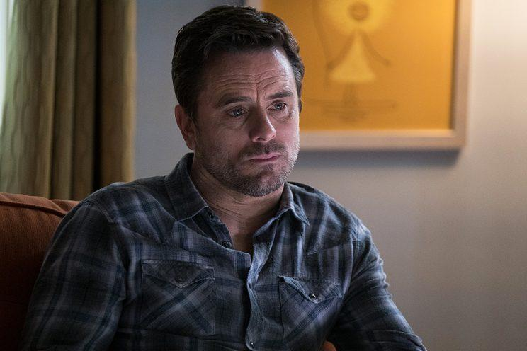 Charles Esten as Deacon Claybourne in CMT's Nashville. (Photo: Mark Levine/CMT)