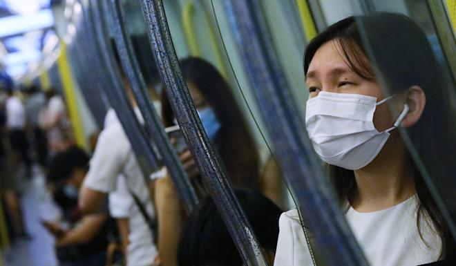 Masks must be worn in all indoor public spaces. Photo: K. Y. Cheng