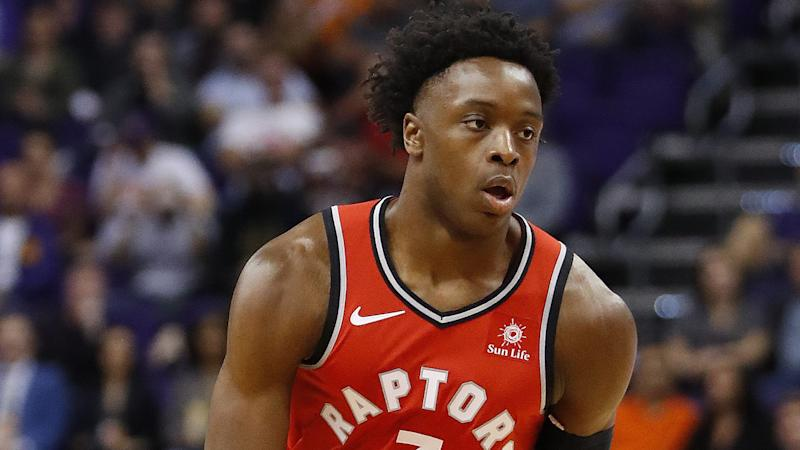Nurse: Anunoby about 10 days away