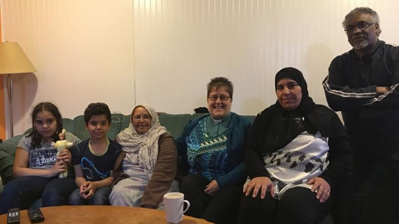 Last of Syrian refugee families leave Lewisporte